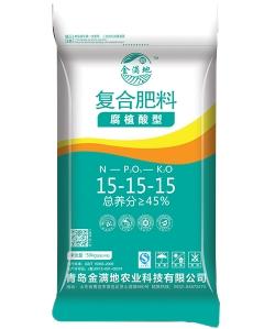 腐植酸型复合肥料